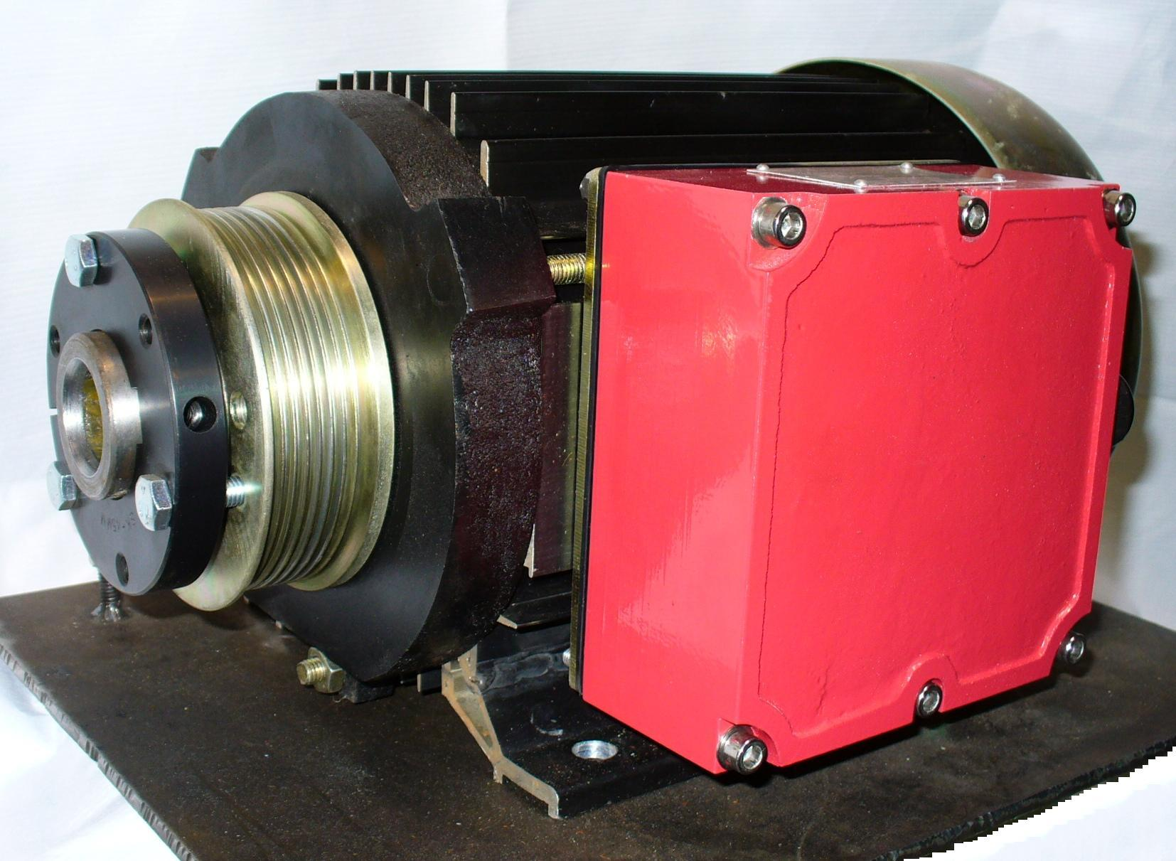 PMG High Power AC Permanent Magnet Generator Designed for high